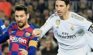 Barcelona cae ante el Real Madrid por 2-0 en el Santiago Bernabéu