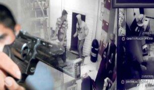 El terror de los minimarkets: raquetero robó tres locales en tres lugares distintos y en solo tres horas