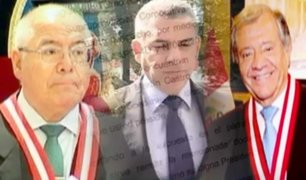 Por fallos en caso ONP: Rafael Vela pide investigar a jueces César San Martín y Ángel Romero