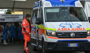"""Coronavirus: UE eleva """"de moderado a alto"""" el nivel de riesgo"""