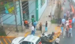 Lince: frustran asalto contra conocida librería