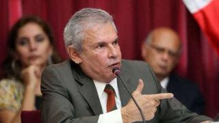Luis Castañeda: No me someto al poder político, confío en que el PJ haga valer su autonomía