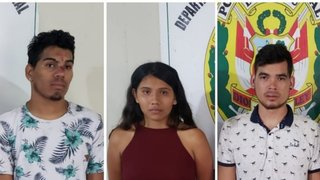 Trujillo: detienen a extranjeros que atacaron con palos a dos policías