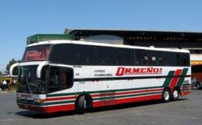 Colombianos varados en Lima tras presunta estafa de empresa de transportes