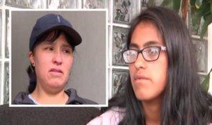 Abuela materna de Camila arremete contra su hija y pide custodia de su otra nieta