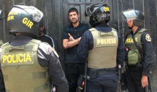 Surco: intervienen a 60 ciudadanos extranjeros en operativo inopinado