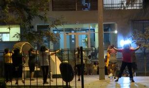 Surquillo: opiniones divididas en vecinos por música de grupo de baile