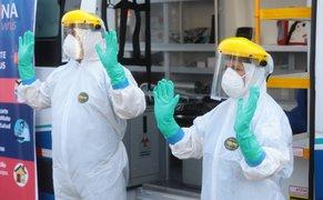 EsSalud se prepara para atender casos de Coronavirus con ambulancias equipadas