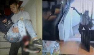 Piura: Policía se enfrenta a balazos a delincuentes cuando asaltaban hostal
