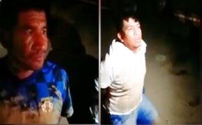 Liberan a banda que secuestró a conductor y robó mercadería valorizada en S/ 270 mil