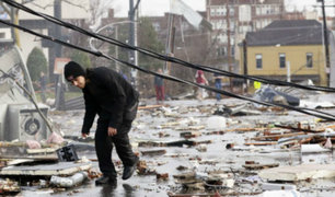 EE.UU: más de 20 muertos dejan tornados en Nashville