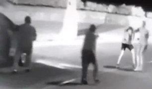 Barranco: delincuentes roban a vecinos mientras hacían deporte