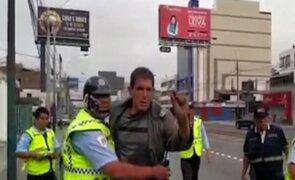 Surco: recapturan a sujeto que robó grifo y fue liberado el año pasado