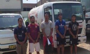 Callao: Almacén envasaba gas 'bamba' de reconocidas marcas