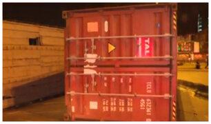 Jesús María: camión que transportaba petróleo se volcó en av. 28 de julio