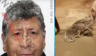 Surco: identifican cadáver de hombre abandonado en plena calle