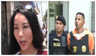 Chorrillos: capturan a delincuente que asaltó a Patty Wong