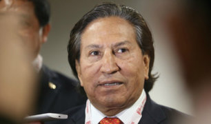 Alejandro Toledo: control de Acusación por caso Odebrecht será el 19 de enero