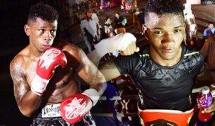 Boxeador chinchano es el campeón mundial súper welter de la ANIB