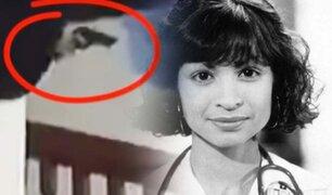 EEUU: difunden video de asesinato de actriz de la serie ER