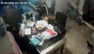 VES: ladrón amedrentó con arma de fuego a niña de 11 años para robar en vivienda