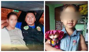 Crimen de Camila: adolescente confesó haber asesinado a niña de 4 años