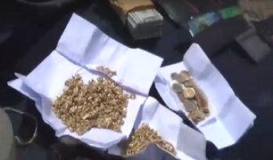Los Olivos: delincuentes estafan con el cuento de las 'pepitas de oro'