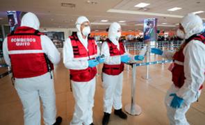 Coronavirus en Ecuador: número de infectados se incrementó a 13