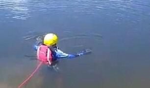 Arequipa: hallan cadáver de niña en estanque de agua en Caylloma