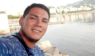 Policía Civil de Brasil ayudará a familiares de peruano desaparecido