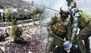 Chile: nueva jornada de manifestaciones deja varios detenidos