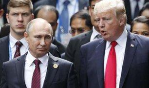 Donald Trump propondrá a Rusia y China un nuevo acuerdo de control de armas