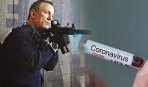 Estreno de nuevo film de James Bond ha sido retrasado a causa del coronavirus