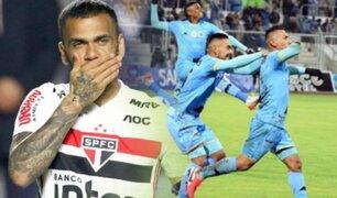 Binacional dio vuelta al partido y vence 2-1 a Sao Paulo