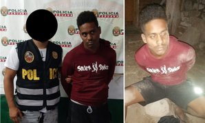 Capturan a presunto sicario que habría asesinado a niña de 2 años en Chorrillos