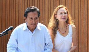 Fiscal Vela señaló que existen argumentos sólidos para concretar extradición de Toledo y Karp