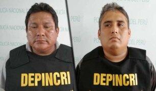PNP capturó al presunto autor intelectual del tiroteo en el que murió una niña en Chorrillos
