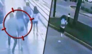 Jesús María: asaltan a una escolar cuando se dirigía a su centro de estudios
