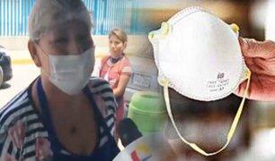 Coronavirus en Perú: personas acuden a farmacias por mascarillas y alcohol en gel