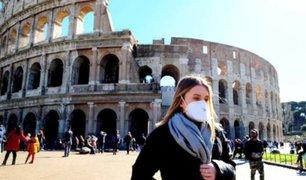 Italia suma 49 muertos más por coronavirus en un día