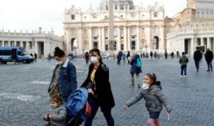 El Vaticano reportó su primer caso de coronavirus