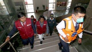 Coronavirus: Fiscal denuncia falta de control de pasajeros en aeropuerto de Cusco