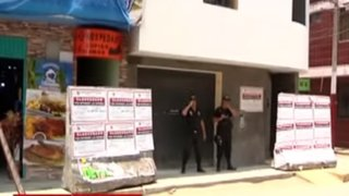 Municipalidad de SMP cerró hostales que presentaban irregularidades