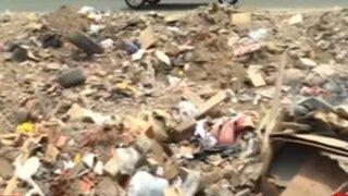 Si te afecta es Noticia: Pistas hechas un desastre reciben a turistas en el Callao
