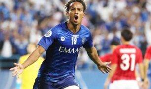 """Carrillo descarta volver a jugar en Europa: """"No está en mis planes"""""""