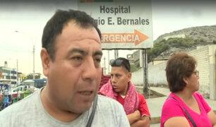Mujer con aneurisma cerebral no es atendida por falta de camas en hospitales del Minsa