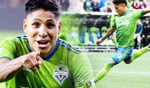 MLS: Raúl Ruidiaz anotó gol del empate para Seattle Sounders