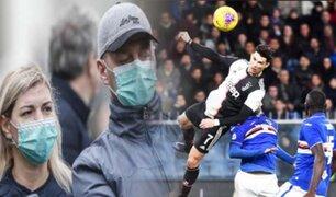 Italia: ministro de Deportes pidió suspender el Calcio por causa del coronavirus