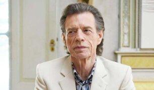 Mick Jagger regresa a la actuación en la pantalla grande