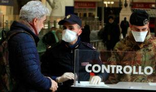 Coronavirus en Italia: embajador reporta primer caso de peruano contagiado